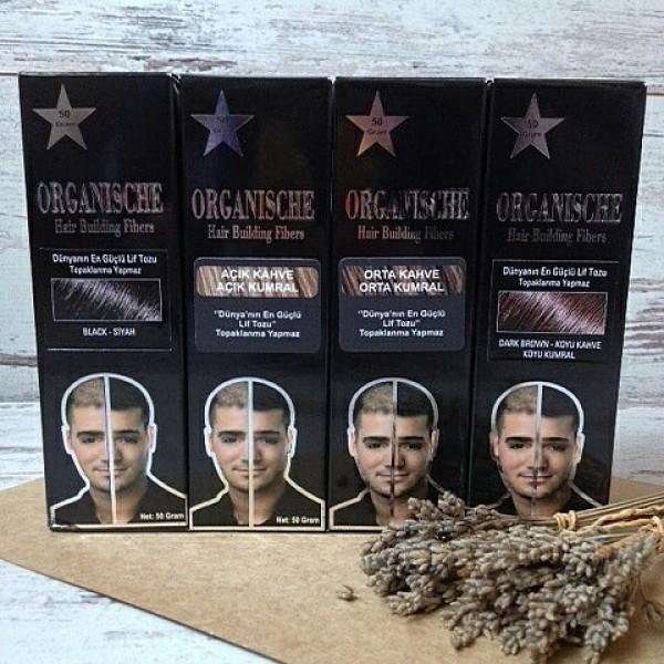Organısche  Saç Dolgunlaştırıcı Topik 50 gr
