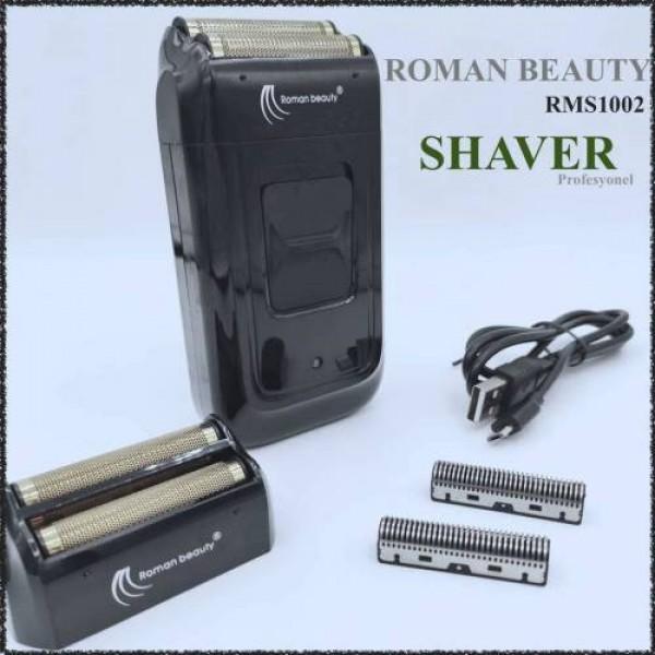 ROMAN BEAUTY RMS1002 SHAVER -Sakal Saç Sıfırlama Tıraş Makinası