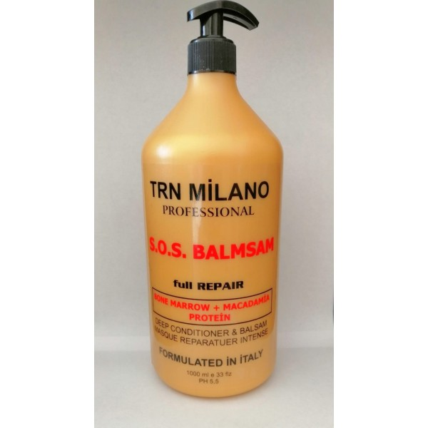 TRN MİLANO S.O.S. BALSAM 10OOml