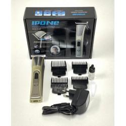 Ipone Ip-605 Profesyonel Şarjlı Saç Sakal Traş Makinası