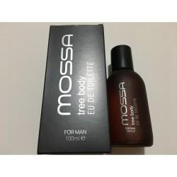 Mossa Erkek Parfüm Tree Body (Kahve) 100 ml