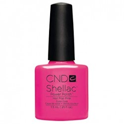 Shellac Hot Pop Pink 25 fl oz 7.3 mL