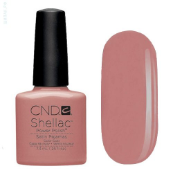 Shellac Satin Pajamas .25 fl oz 7.3 mL