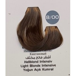 Maxx Deluxe 100 ml Saç Boyası Yoğun Açık Kumral 8.00