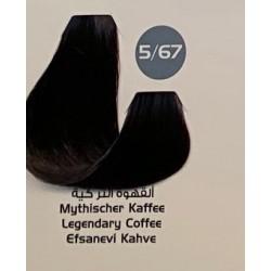 Maxx Deluxe 100 ml Saç Boyası Efsanevi Kahve 5.67