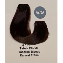 Maxx Deluxe 100 ml Saç Boyası Kumral Tütün 6.9