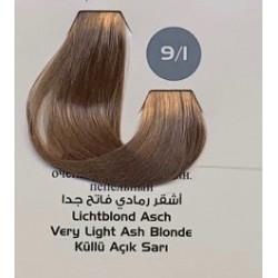 Maxx Deluxe 100 ml Saç Boyası Küllü Açık Sarı 9.1