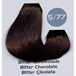 Maxx Deluxe 100 ml Saç Boyası Bitter Çikolata 5.77