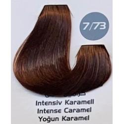 Maxx Deluxe 100 ml Saç Boyası Yoğun Karemel 7.73
