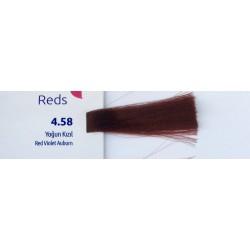 BioMagic Organik Saç Boyası Yoğun Kızıl (4.58)