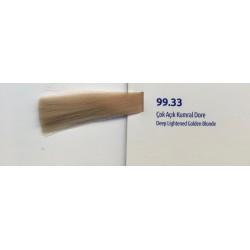 BioMagic Organik Saç Boyası Çok Açık Kumral Dore (99.33)