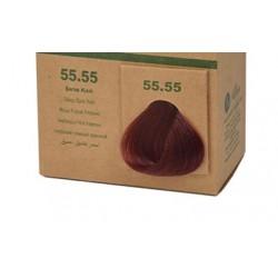 BioMagic Organik Saç Boyası Şarap Kızılı (55.55)
