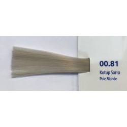 BioMagic Organik Saç Boyası Kutup Sarısı (00.81)