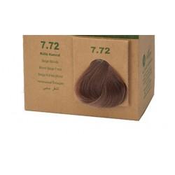 BioMagic Organik Saç Boyası Küllü Kumral (7.72)