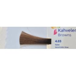 BioMagic Organik Saç Boyası Kakao (4.03)