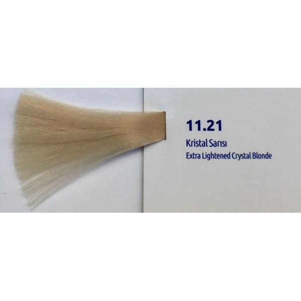 BioMagic Organik Saç Boyası Kristal Sarısı (11.21)