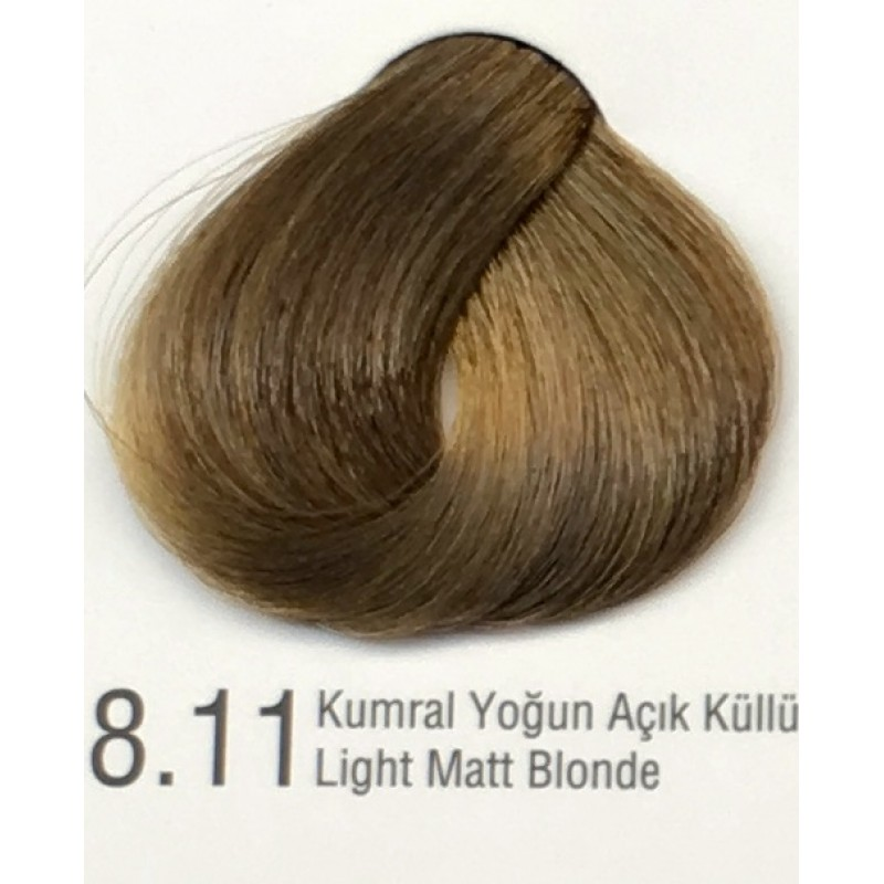 Color Inn Professional Sac Boyasi 60 Ml Kumral Yogun Acik Kullu 8 11