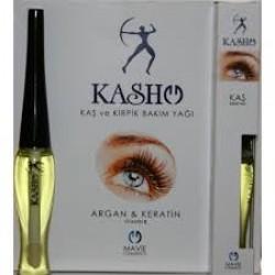 Kasho Kaş Kirpik Bakım Yağı Argan ve Keratin 24lü paket