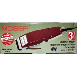 Moser 1400 Traş Makinesi