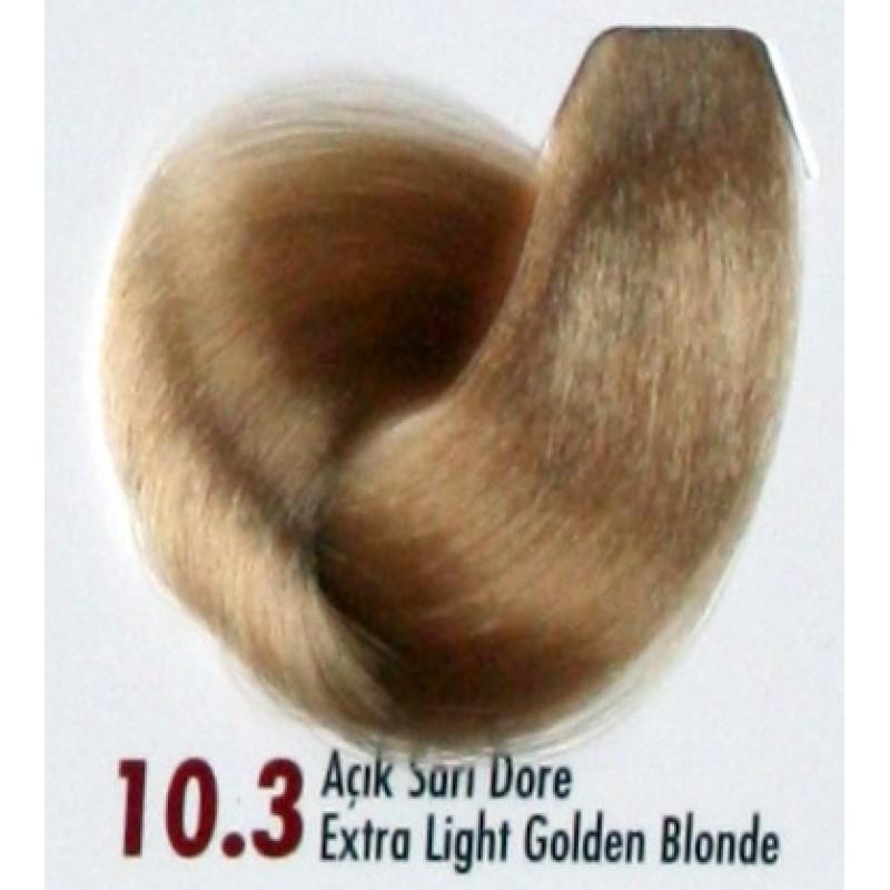 Daniela Saç Boyası 60ml Açık Sarı Dore 103