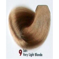 Daniela Saç Boyası 60ML Sarı (9 )