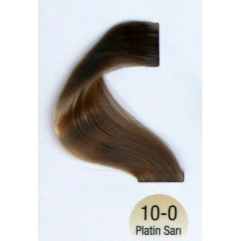 Vital Saç Boyası 60ml Platin Sarı 10 0