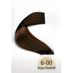 Vital Saç Boyası 60ML Koyu Kumral ( 6-0 )