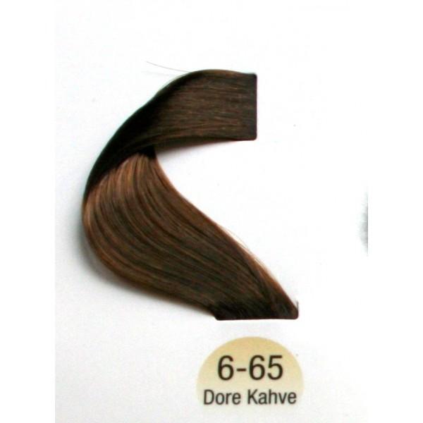 Vital Colors Saç Boyası 60ML Dore Kahve ( 6-65 )