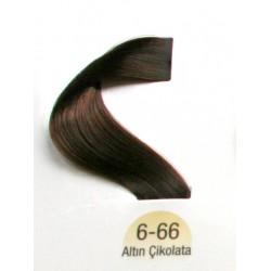 Vital  Saç Boyası 60ML Altın Çikolata ( 6-66 )