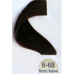 Vital Colors Saç Boyası 60ML Bronz Kahve ( 6-68 )