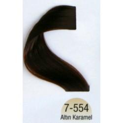 Vital Colors Saç Boyası 60ML Altın Karamel ( 7-554 )