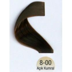 Vital Saç Boyası 60ML Açık Kumral ( 8-00 )