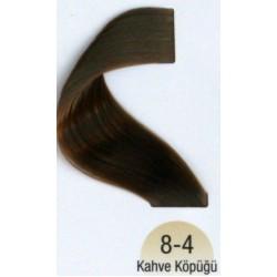 Vital  Saç Boyası 60ML Kahve Köpüğü ( 8-4 )