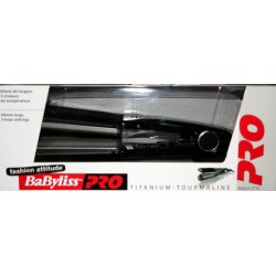 BaByliss PRO 2512TTE 60mm Saç Tost Makinesi