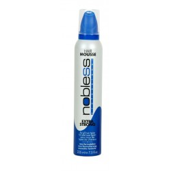 Nobless Extra Güçlü Saç Köpüğü 225ML