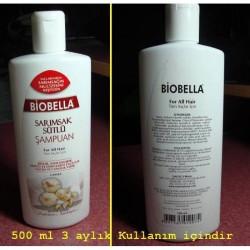 Biobella Sarımsak Şampuanı