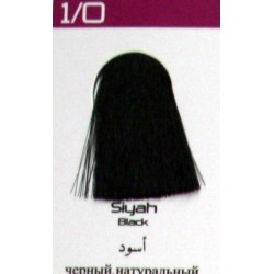 Lilafix Saç Boyası 60ML Siyah ( 1-0 )