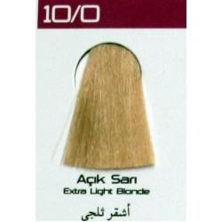 Lilafix Saç Boyası 60ML Açık Sarı  ( 10-0)