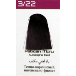 Lilafix Saç Boyası 60ML Patlıcan Moru ( 3-22 )