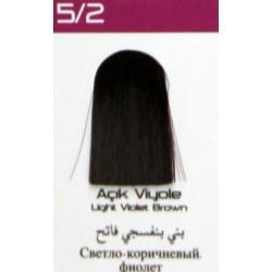 Lilafix Saç Boyası 60ML Açık Viyole ( 5-2 )
