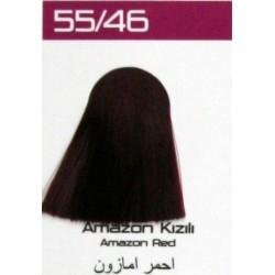 Lilafix Saç Boyası 60ML Amazon Kızılı ( 55-46 )