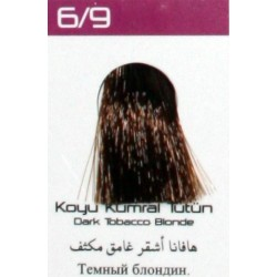 Lilafix Saç Boyası Koyu Kumral Tütün 60ML ( 6-9 )