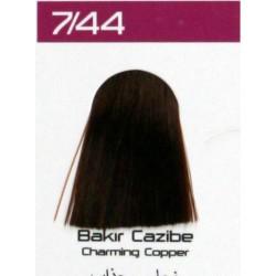 Lilafix Saç Boyası 60ML Bakır Cazibe ( 7-44)
