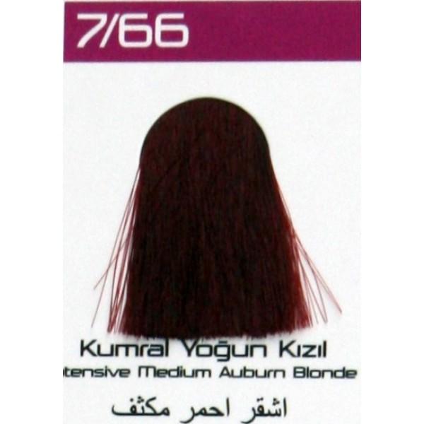 Lilafix Saç Boyası 60ML Kumral Yoğun Kızıl ( 7-66 )