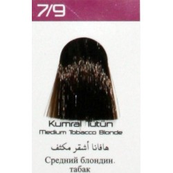 Lilafix Saç Boyası 60ML Kumral Tütün ( 7-9 )