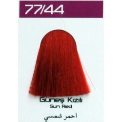 Lilafix Saç Boyası 60ML Güneş Kızılı ( 77-44)