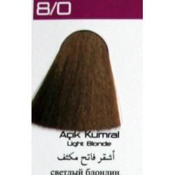 Lilafix Saç Boyası 60ML Açık Kumral ( 8-0 )