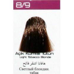 Lilafix Saç Boyası 60ML Açık Kumral Tütün ( 8-9 )