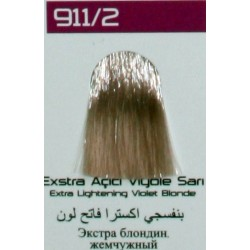 Lilafix Saç Boyası 60ML Ekstra Açıcı Viyole Sarı ( 911-2)