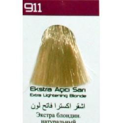 Lilafix Saç Boyası 60ML Ekstra Açıcı Sarı ( 911 )